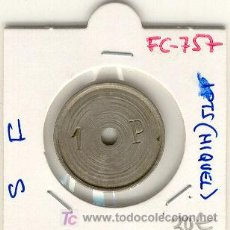 Monedas locales: (FC-757)FICHA 1 PTS.S.F.. Lote 4188208