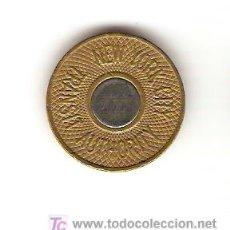 Monedas locales: FICHA. Lote 27291503