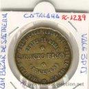 Monedas locales: (FC-1289)FICHA VALE 3 PTS.GRAN BAZAR DE SASTRERIA(BARCELONA). Lote 11653769