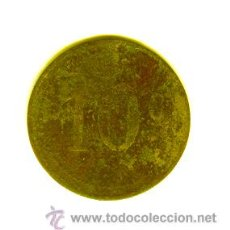 Monedas locales: MALLORCA FICHA CASINO A CLASIFICAR. Lote 23543365