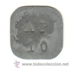 Monedas locales: MALLORCA FICHA A CLASIFICAR. Lote 23543366