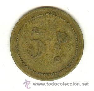 MALLORCA FICHA CASINO A CLASIFICAR (Numismática - España Modernas y Contemporáneas - Locales y Fichas Dinerarias y Comerciales)