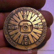 Monedas locales: FICHA DE TELEFONICA 1972. Lote 27246244