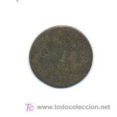 Monedas locales: BONITA Y RARA FICHA. Lote 17550999