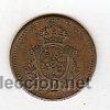 Monedas locales: FICHA DE 15 CENTIMOS ELECTRICIDAD SANTA ISABEL - Foto 2 - 25631467