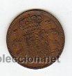 Monedas locales: FICHA DE ALFONSO XIII POR LA GRACIA DE DIOS - Foto 2 - 24080132