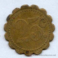 Monedas locales: FICHA FRANCESA. Lote 27076953