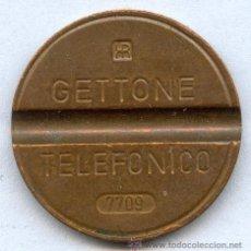 Monedas locales: FICHA TELEFONICA ITALIANA. Lote 26968354