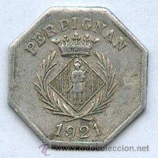 Monedas locales: FICHA PERPIGNAN. Lote 27106098