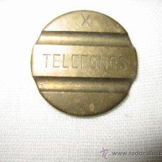 Monedas locales: FICHA TELEFONOS. Lote 18054212