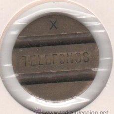 Monedas locales: FICHA TELEFONOS PUBLICOS SIGLO XX (REF 90010). Lote 25131354