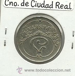 Monedas locales: (FCP-10)FICHA 1 PTS.CASINO DE CIUDAD REAL - Foto 2 - 24785321