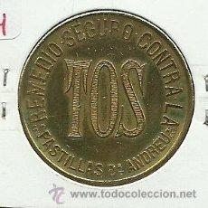Monedas locales: (FCP-34)FICHA PASTILLAS DEL DOCTOR ANDREU(BARCELONA). Lote 25058720