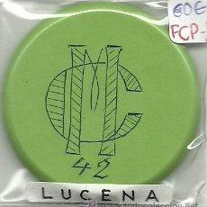 Monedas locales: (FCP-163)FICHA 100 PTS.CIRCULO MERCANTIL DE LUCENA(CORDOBA). Lote 25266808