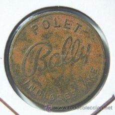 Monedas locales: FICHA . Lote 25505049