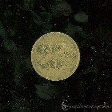 Monedas locales: FICHA DE 25 CTS. A IDENTIFICAR.. Lote 26104533
