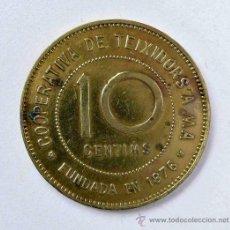 Monedas locales: FICHA. COOPERATIVA DE TEIXIDORS A MÀ. 10 CTS. GRACIA. BARCELONA. (AL-1641). ESCASA.. Lote 26591673