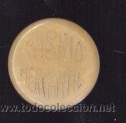 Monedas locales: FICHA DINERARIA DEL CASINO MERCANTIL - Foto 2 - 26680858
