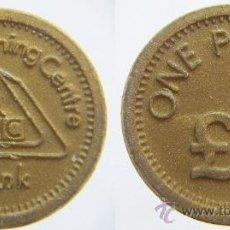 Monedas locales: FICHA COMERCIAL. Lote 27367603