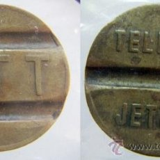 Monedas locales: FICHA TELEFONICA. Lote 27367688