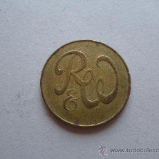Monedas locales: FICHA. Lote 27820810