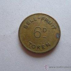 Monedas locales: FICHA. Lote 27822604