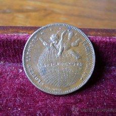 Monedas locales: JOYERIA LA ISLA DE CUBA - LOPEZ Y LLEONART - PLAZA REAL BARCELONA . Lote 28097591