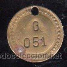 Monedas locales: FICHA A IDENTIFICAR. Lote 28643574