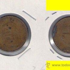 Monedas locales: FICHA DE MÁQUINA PRENSADORA GRABANER. ALEMANIA. (C312).. Lote 28825815