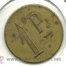 Monedas locales: (FCP-210)FICHA DE 1 PTS.COOPERATIVA LA MODESTIA DE O.Y E.OBRAS DEL PUERTO(BARCELONA). Lote 28897693