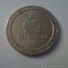 Monedas locales: MONEDA-FICHA CASINO TRUMP TAJ MAHAL-ATLANTIC CITY,N.J.-ONE DOLAR-DIAMETRO 3,7. Lote 29989360