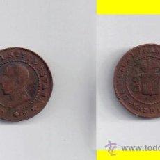 Monedas locales: FICHA: JETON LA MUTUAL FRANCO ESPAÑOLA MADRID. Lote 30598804