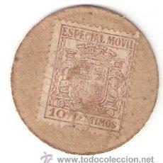Monedas locales: FICHA DE 10 CENTIMOS . Lote 32110312
