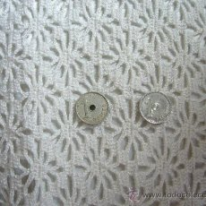 Monedas locales: DOS MONEDAS 1 PTA. **COOPERATIVA UNION ANGLESENSE**. Lote 33388323