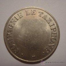 Monedas locales: RARO TOKEN FICHA JETTON AÑOS 1950 FRANCIA. Lote 34004468