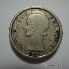 Monedas locales: RARO TOKEN FICHA JETTON GETTON AÑOS 1950 -60 FRANCIA. Lote 34004506