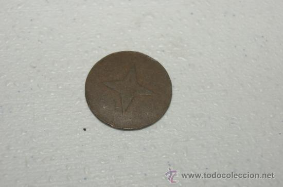 Monedas locales: Ficha o moneda de Compañia de tranvias de Barcelona - Foto 2 - 34934699