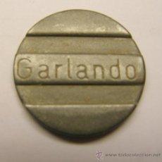 Monedas locales: MONEDA GETÓN COMERCIAL. GARLANDO.. Lote 34984648