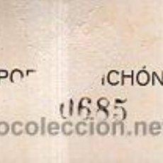 Monedas locales: VALE POR UN PICHÓN, PUERTO DE SANTA MARÍA. Lote 36568329