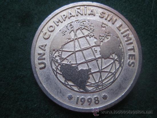 Monedas locales: TELEFONICA 1998 AMPLIACION DE CAPITAL - Foto 2 - 38030182