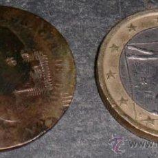 Monedas locales: CURIOSOS 5 CTMOS MARCADOS 10-4-30. Lote 38143032