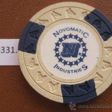 Monedas locales - Ficha juego casino, token, jeton - 39168426