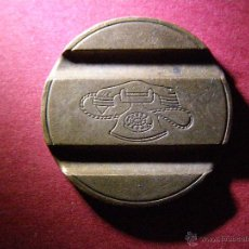 Monedas locales: FICHA DE TELÉFONOS - ITALIANA - GETTONE TELEFONICO 7603 -TOKEN - JETON -. Lote 40475270