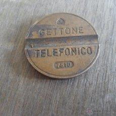 Monedas locales: FICHA DE TELEFONOS. Lote 40703304