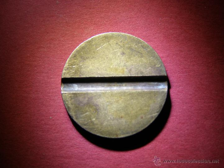 Monedas locales: ANTIGUA FICHA PARA CABINAS - TELEFONOS - X - - Foto 2 - 40998291