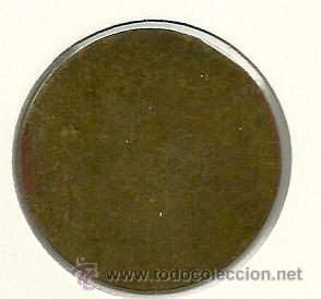 Monedas locales: (FCP-225)FICHA DE 10 CTS.COOP.OBRERA DE CONSUMO ECONOMICA SALTENSE(SALT) - Foto 2 - 42031457