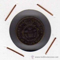 Monedas locales: TOKEN VICTORIA QUEEN OF GREAT BRITAIN - THE PRINCE OF WALES MODEL HALF SOVN. MBC. Lote 42335995