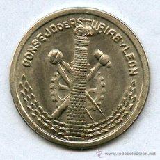 Monedas locales: 50 CÉNTIMOS CONSEJO DE ASTURIAS Y LEON. Lote 42586364
