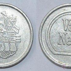 Monedas locales: CURIOSA FICHA TOKEN JETON **VAN NELLE**- HOLANDA. DIÁMETRO 20 MM. Lote 42700674