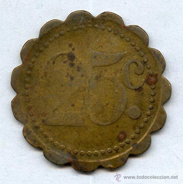 Monedas locales: FICHA FRANCESA - Foto 2 - 27076953